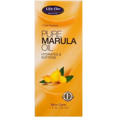Life-flo, Pure Marula Oil, 1 fl oz (30 ml) Review