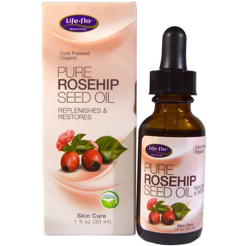 Life-flo, Pure Rosehip Seed Oil, Skin Care, 1 oz (30 ml) Review