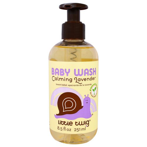 Little Twig, Baby Wash, Calming Lavender, 8.5 fl oz (251 ml) Review