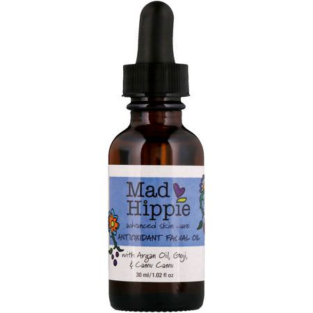 Mad Hippie Skin Care Products Face Oils - 面油, 面霜, 面部保濕劑, 美容