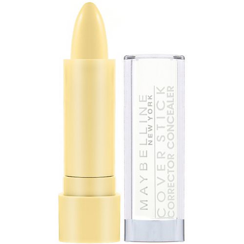 Maybelline, Cover Stick Concealer, 190 Yellow, 0.16 oz (4.5 g) Review
