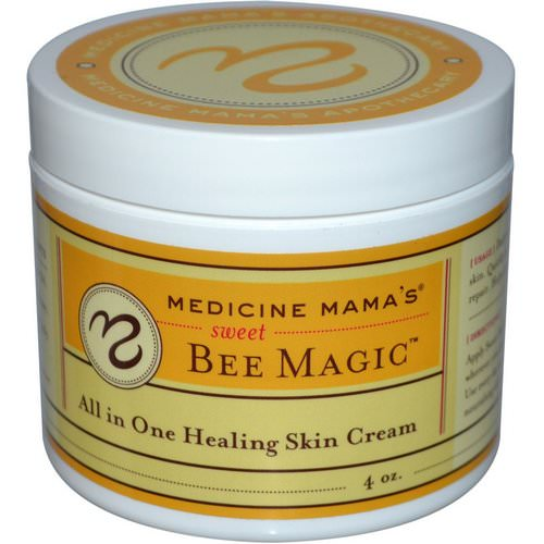 Medicine Mama's, Sweet Bee Magic, All In One Healing Skin Cream, 4 oz Review