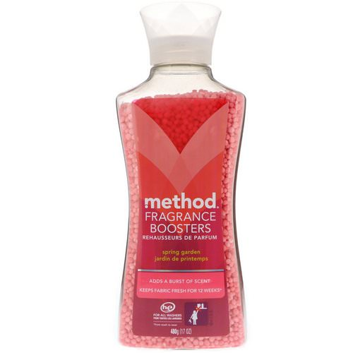 Method, Fragrance Boosters, Spring Garden, 17 oz (480 g) Review