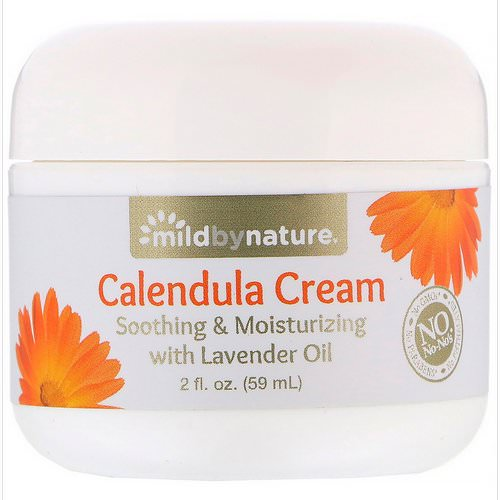 Mild By Nature, Calendula Cream, 2 fl oz (59 ml) Review