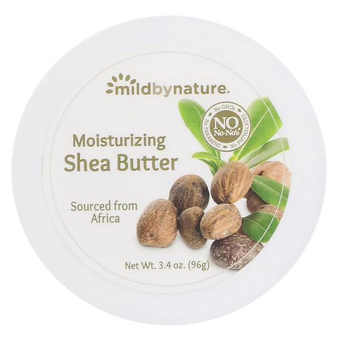 Mild By Nature, Moisturizing Shea Butter, 3.4 oz (96 g) Review