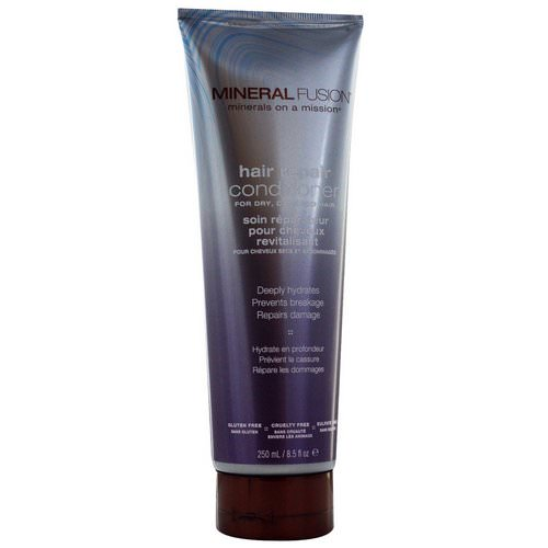 Mineral Fusion, Hair Repair Conditioner, 8.5 fl oz (250 ml) Review