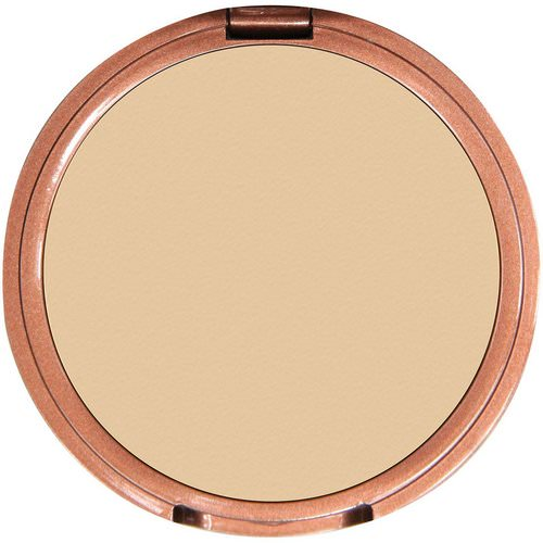 Mineral Fusion, Pressed Powder Foundation, Light to Full Coverage, Olive 1, 0.32 oz (9 g) Review