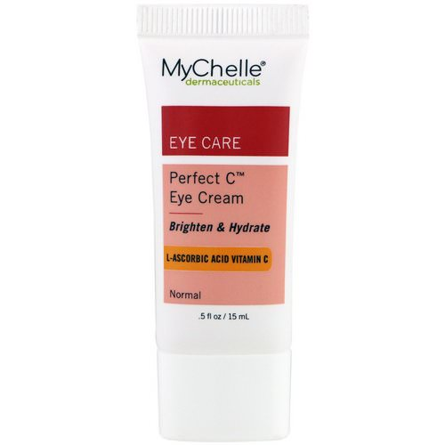 MyChelle Dermaceuticals, Perfect C Eye Cream, .5 fl oz (15 ml) Review