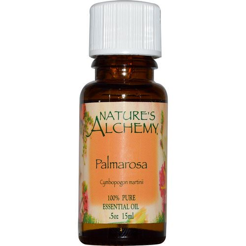 Nature's Alchemy, Palmarosa, Essential Oil, .5 oz (15 ml) Review