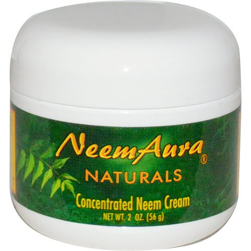 NeemAura, Concentrated Neem Cream, 2 oz (56 g) Review
