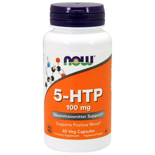 Now Foods, 5-HTP, 100 mg, 60 Veg Capsules Review