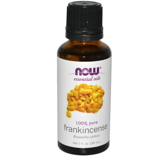 Now Foods, Essential Oils, Frankincense, 1 fl oz (30 ml) Review