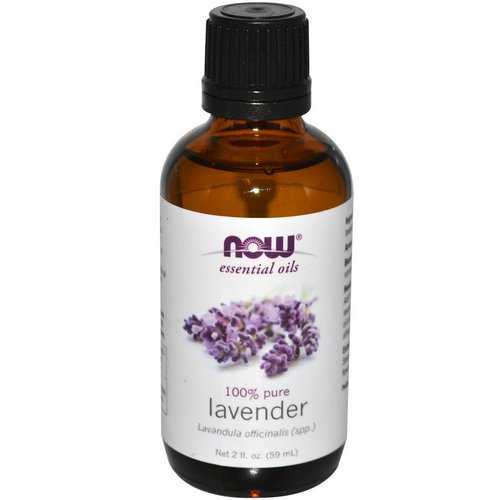 Now Foods, Essential Oils, Lavender, 2 fl oz (59 ml) Review