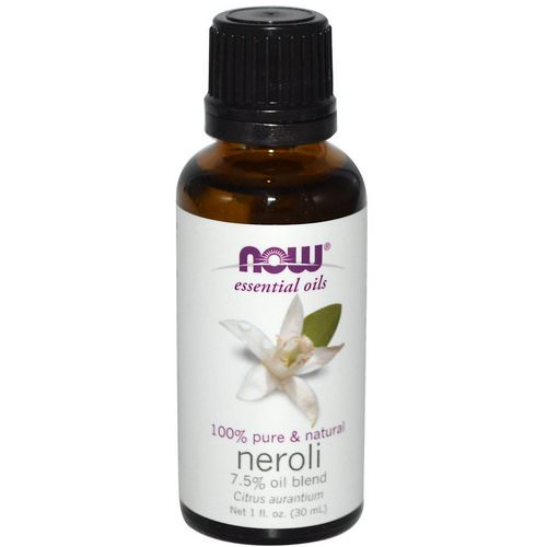 Now Foods, Essential Oils, Neroli, 1 fl oz (30 ml) Review