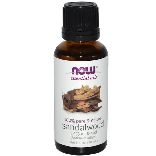 Now Foods, Essential Oils, Sandalwood, 1 fl oz (30 ml) Review
