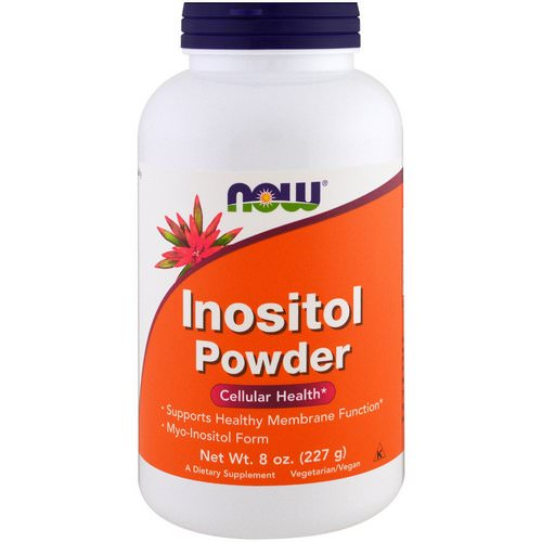 Now Foods, Inositol Powder, 8 oz (227 g) Review