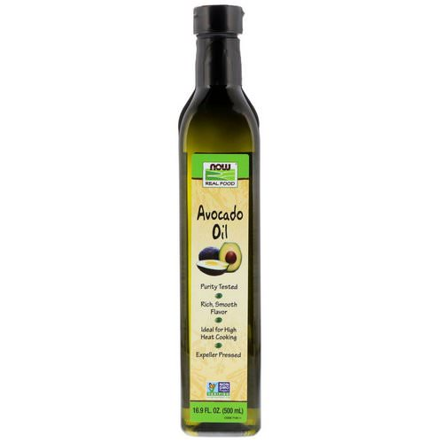 Now Foods, Real Food, Avocado Oil, 16.9 fl oz (500 ml) Review