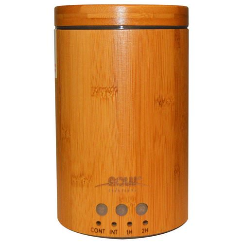 Now Foods, Solutions, Real Bamboo Ultrasonic Oil Diffuser, 1 Diffuser Review