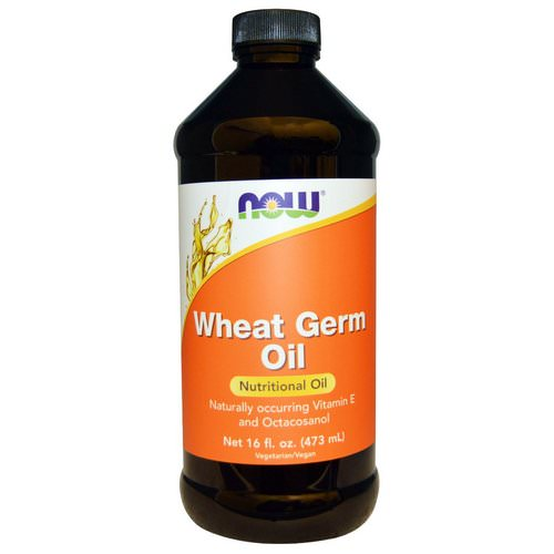 Now Foods, Wheat Germ Oil, 16 fl oz (473 ml) Review