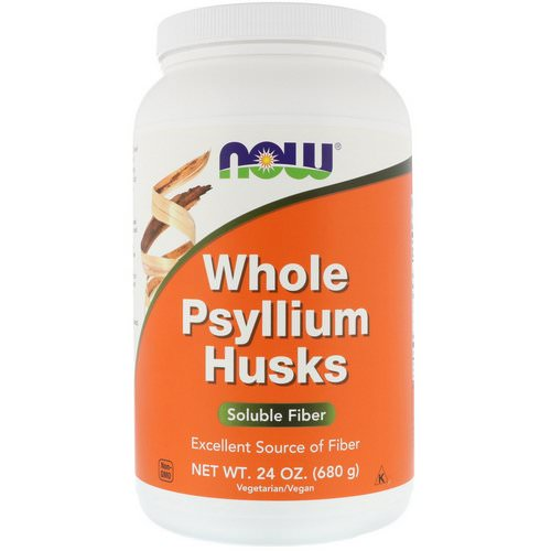 Now Foods, Whole Psyllium Husks, 1.5 lbs (680 g) Review