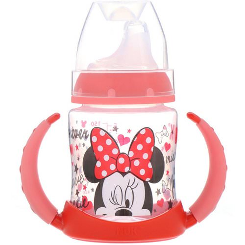 NUK, Disney Baby, Learner Cup, Minnie Mouse, 6+ Months, 1 Cup, 5 oz (150 ml) Review