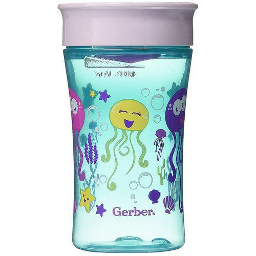NUK, Magic 360, Magical Spoutless Cup, 12+ Months, Girl, 1 Cup, 10 oz (300 ml) Review