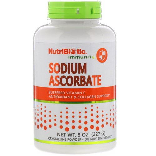 NutriBiotic, Immunity, Sodium Ascorbate, Crystalline Powder, 8 oz (227 g) Review