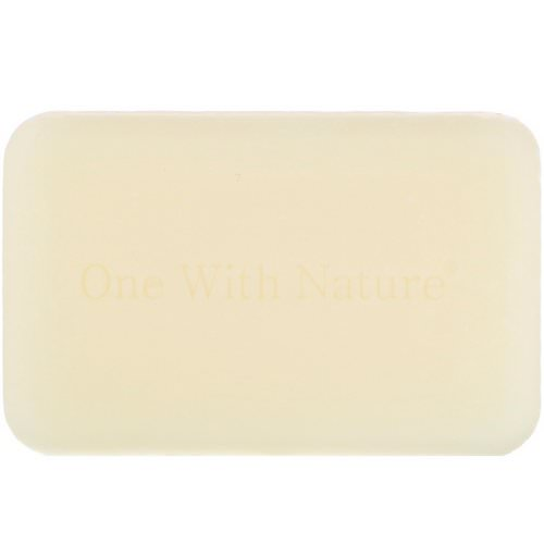 One with Nature, Dead Sea Mineral Soap, Goat's Milk & Lavender, 6 Bars, 4 oz (114 g) Each Review