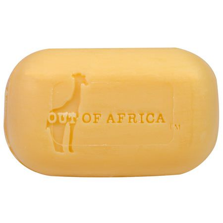 Out of Africa Shea Butter Bar - 乳木果油肥皂, 淋浴, 沐浴
