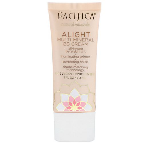 Pacifica, Alight, Multi-Mineral BB Cream, 1 fl oz (30 ml) Review