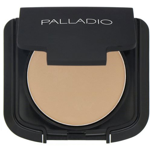 Palladio, Wet & Dry Foundation, Natural Clary, 0.28 oz (8 g) Review
