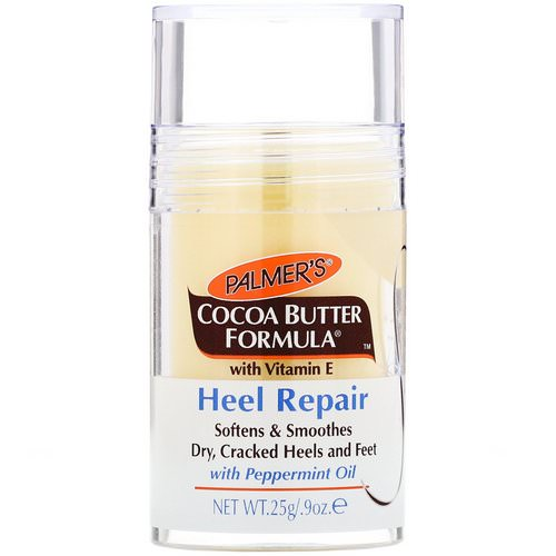 Palmer's, Cocoa Butter Formula, Heel Repair, .9 oz (25 g) Review