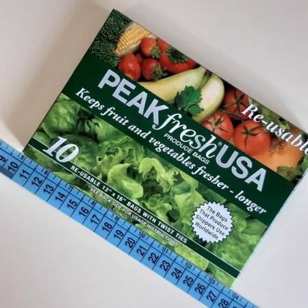 PEAKfresh USA Food Storage Containers