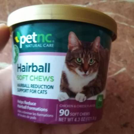 petnc NATURAL CARE Hairball Remedy - 毛球治療, 寵物健康, 寵物