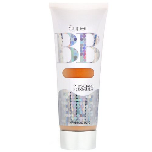 Physicians Formula, Super BB, All-in-1 Beauty Balm Cream, SPF 30, Light/Medium, 1.2 fl oz (35 ml) Review
