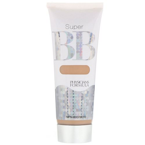Physicians Formula, Super BB, All-in-1 Beauty Balm Cream, SPF 30, Light, 1.2 fl oz (35 ml) Review