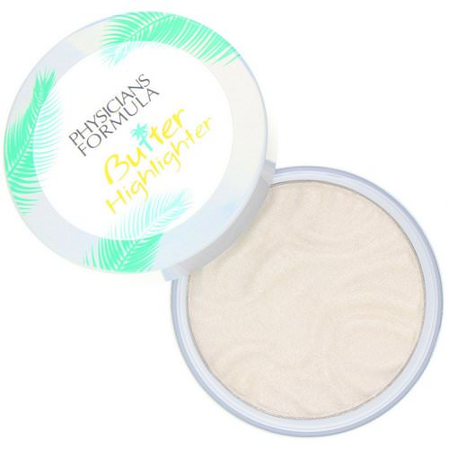 Physicians Formula, Butter Highlighter, Cream to Powder Highlighter, Pearl, 0.17 oz (5 g) Review