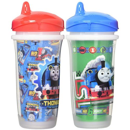 Playtex Baby, Sipsters, Thomas & Friends, 12+ Months, 2 Cups, 9 oz (266 ml) Each Review