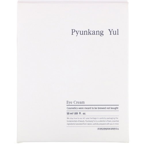Pyunkang Yul, Eye Cream, 1.69 fl oz (50 ml) Review