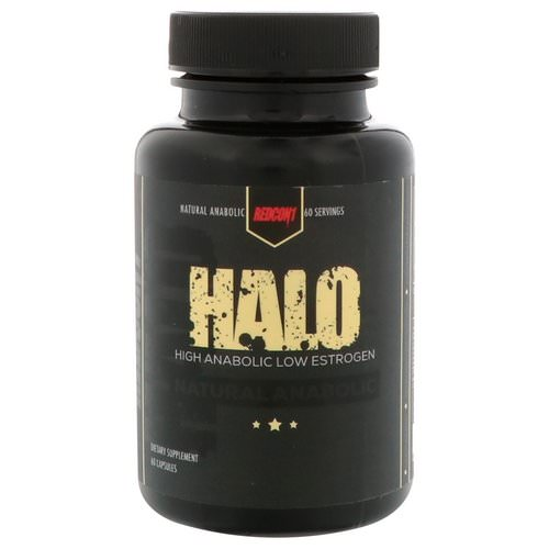 Redcon1, Halo, 60 Capsules Review