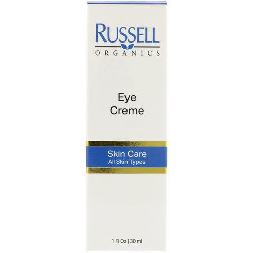 Russell Organics, Eye Cream, 1 fl oz (30 ml) Review