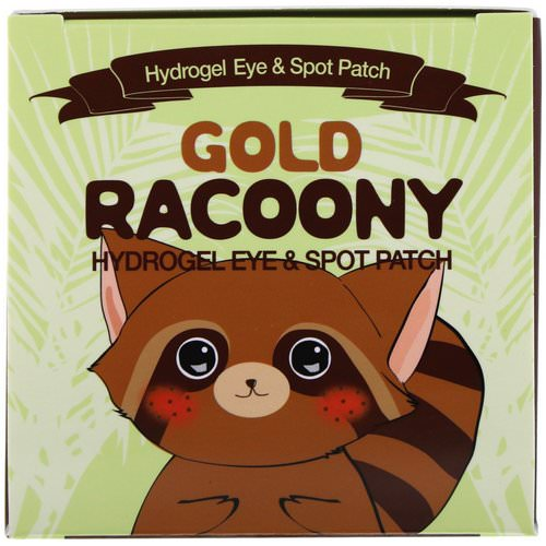 Secret Key, Gold Racoony Hydrogel Eye & Spot Patch, 90 Pieces Review