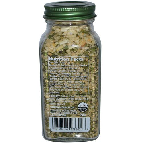 Simply Organic, Garlic 'N Herb, 3.10 oz (88 g) Review