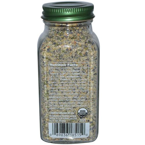 Simply Organic, Garlic Pepper, 3.73 oz (106 g) Review