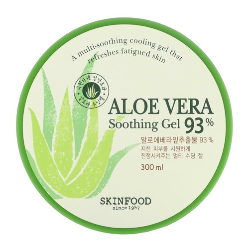 Skinfood, Aloe Vera Soothing Gel 93%, 300 ml Review