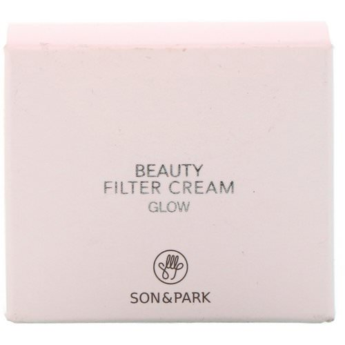 Son & Park, Beauty Filter Cream Glow, 1.41 oz (40 g) Review