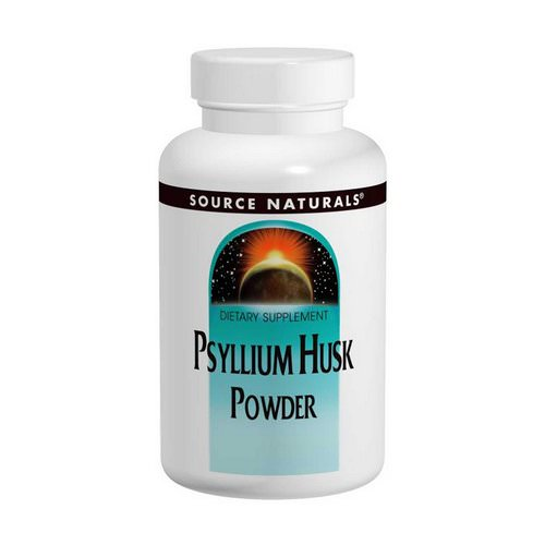 Source Naturals, Psyllium Husk Powder, 12 oz (340 g) Review