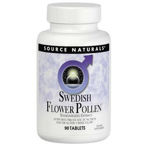 Source Naturals, Swedish Flower Pollen, 90 Tablets Review