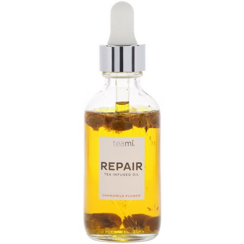 Teami, Repair, Tea Infused Facial Oil, Chamomile Flower, 2 oz Review