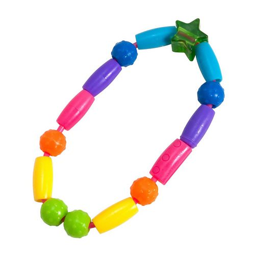 The First Years, Bright Beads, Teething Toy, 3 + Months, 1 Teething Toy Review